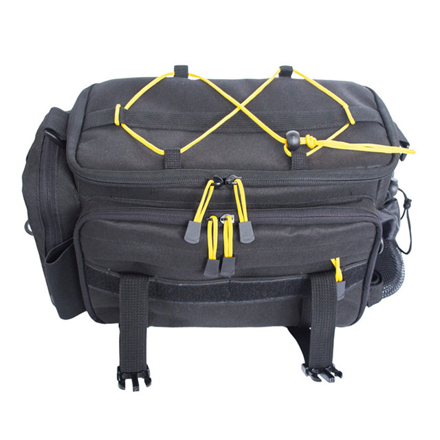 Multi-functional Fly Fishing Tackle Waist Bag with Detachable Shoulder Strap