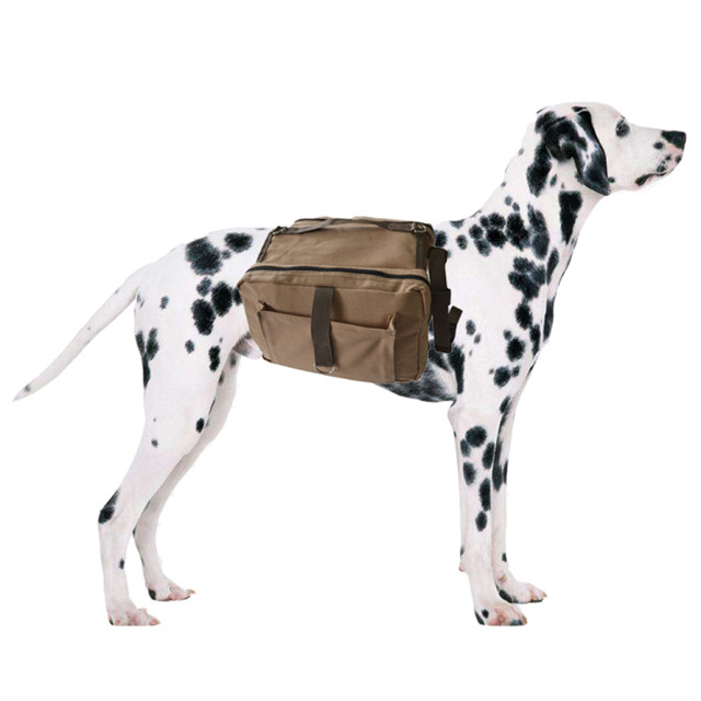Outdoor Travel Dog Saddle Bag Rucksack