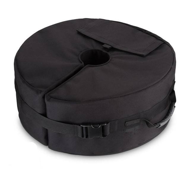 Detachable Round Weight Sand Bag for Canopy And Umbrella