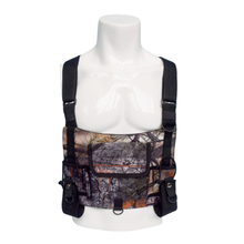 Radio Harness Chest Rig Bag Pocket Pack Holster Vest