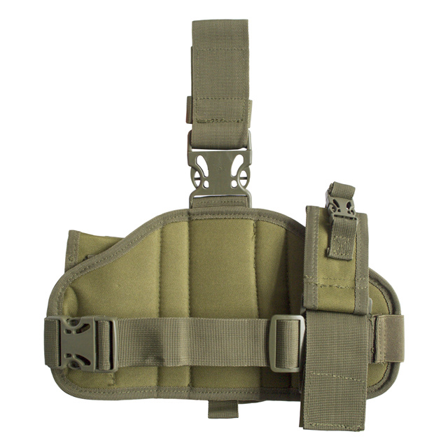 Lightweight Tactical Universal Leg Holster Right Handed
