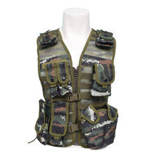 Tactical Molle Vest Military Airsoft Paintball Vest Assault Vest Adjustable Lightweight