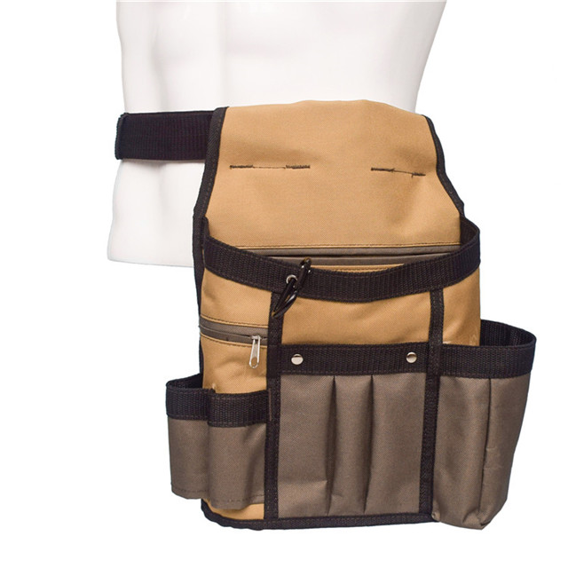 Waist Tool Bag with Poly Web Belt