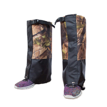 Camo 1 Pair Walking High Leg Cover