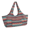 Large Yoga Mat Tote Sling bag with Side Pockets