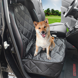 Front Pet Dog WaterProof Car Seat Cover for Cars