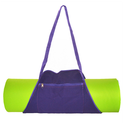 Canvas Yoga Mat Bag Fits Most Mats