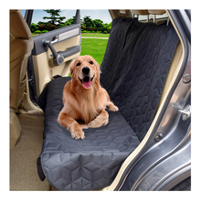 600D Heavy Duty Scratch Proof Dog Car Seat Cover
