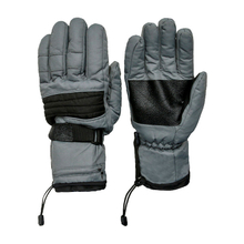 Rechargeable 3 Heating Levels Waterproof Winter Outdoor Electric Battery Heated Ski Gloves for Motorcycle