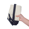 Wholesale Folding Laundry Canvas Basket Clothing Storage