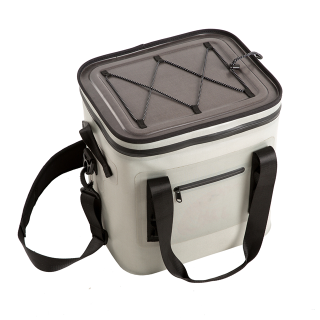 High Quality Grey Picnic Waterproof TPU cooler Bag for Camping