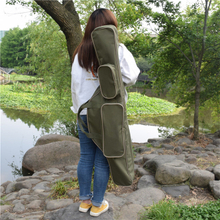 Outdoor Custom Waterproof Professional Fishing Rod Holder Bag for Fishing Rod