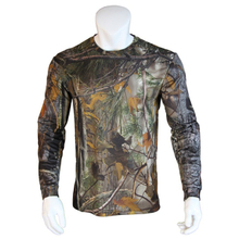 Outdoor Breathable Tactical Hunting Hiking Camping T-shirt with Long Sleeve Clothes