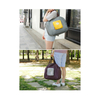 Waterproof Large Capacity Two-color Durable Travel Foldable Shoulder Bag