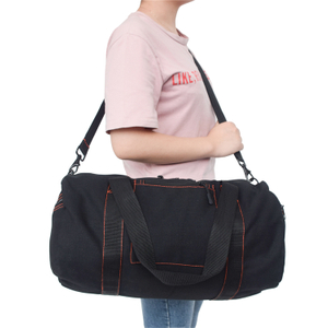 Durable Foldable Multifunction Duffle Luggage Bag with Single Sling