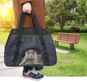 Custom Pet Carrier Sling Travel Bag for Dog and Cat