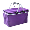 Portable Aluminum Film Durable Pack Lunch Bag Cooler Bag With Handle And Zip