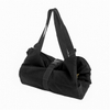 Multifunctional Car Back Seat Canvas Wrench Roll Tool sling Organizer Bag