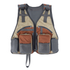 Large Size Outdoor Multi-pockets Breathable Fishing Backpack Mesh Vest